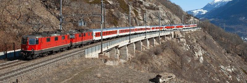 Nachttrein naar Innsbruck