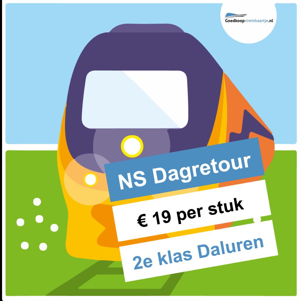 Trein Dagretour Daluren 2020