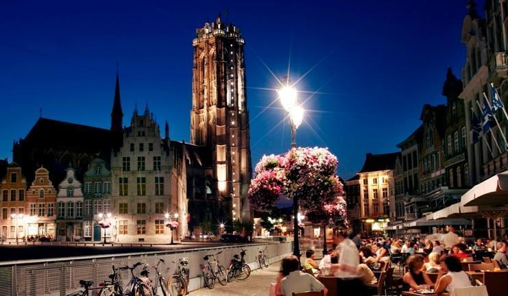 Trein Mechelen
