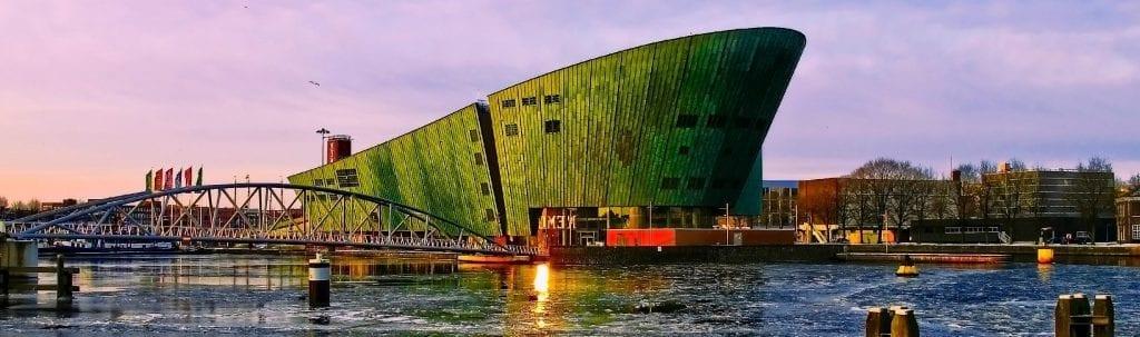 Sciencemuseum Nemo Amsterdam