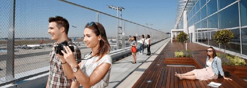 Trein Airport
