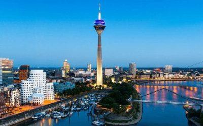Alles over: Trein naar Düsseldorf