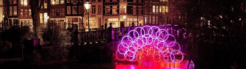 Trein Amsterdam: bezoek de wallen (Red Light District)